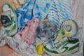 'Early night' Watercolour  2010
