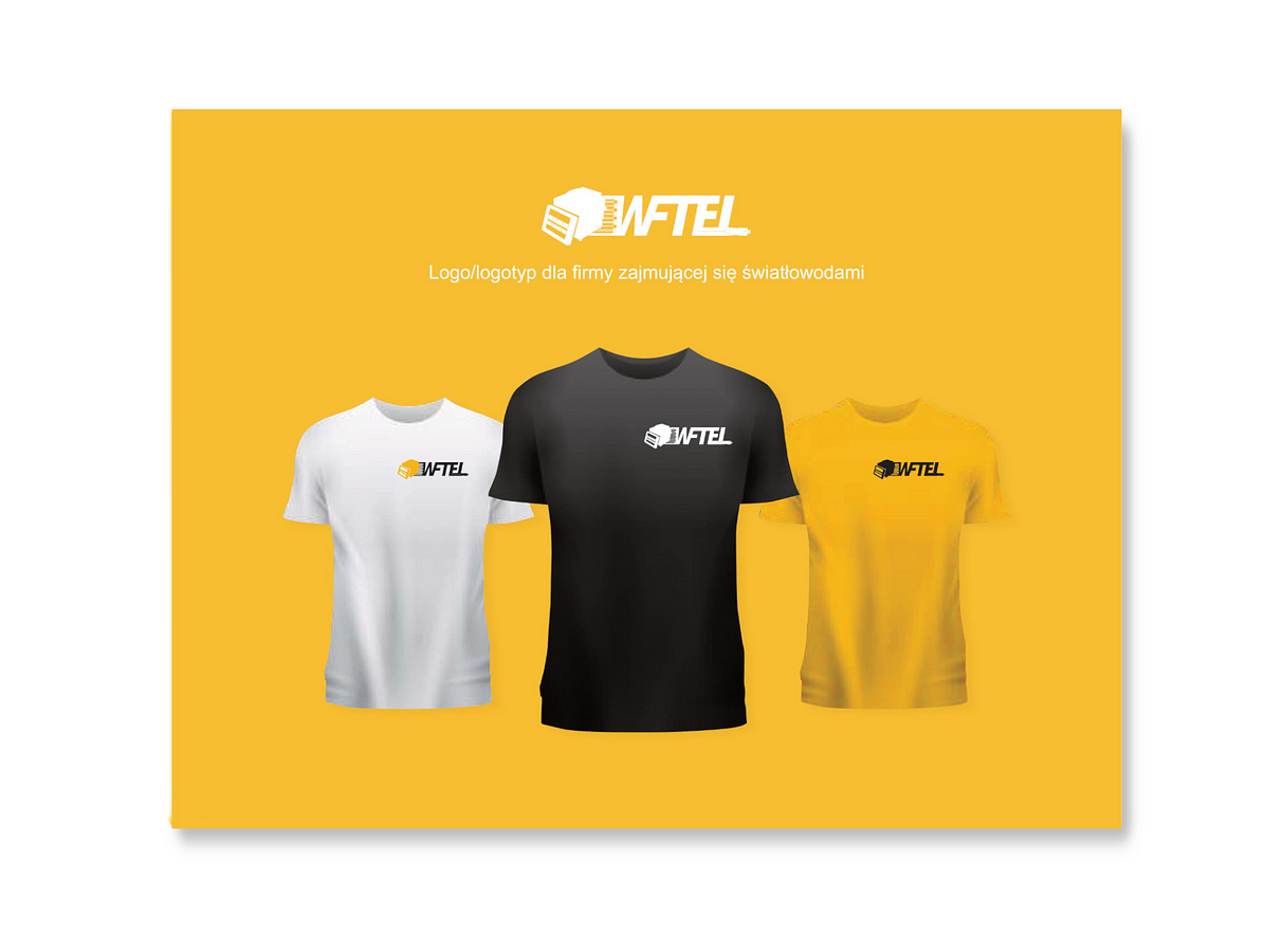WFTEL - merchdesign / t-shirt