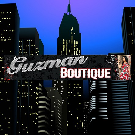 Clothing Front Store Banner Design