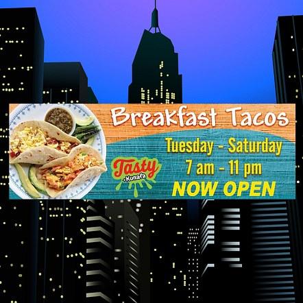 Food Restaurant Banner Design