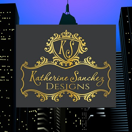 Custom Fashion Design Logo