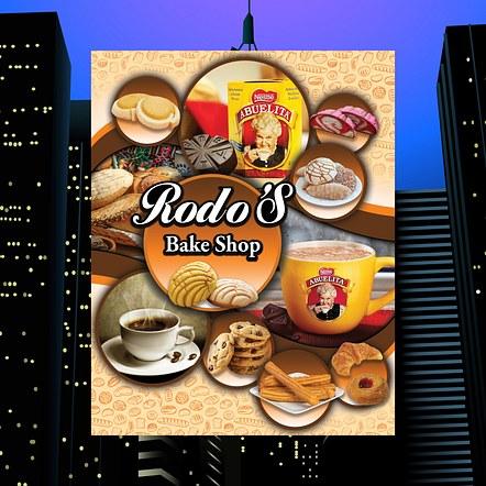 Bake Shop Demonstration Poster