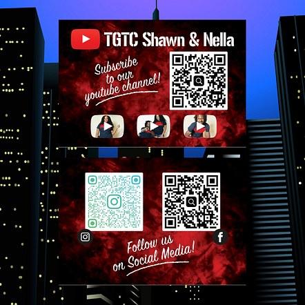 YouTube Channel Custom Flyer Design