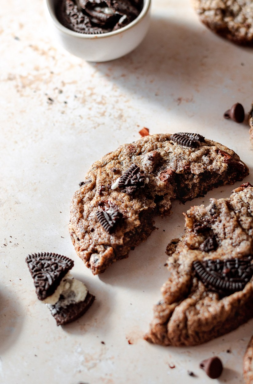 Oreo Chocolate Chip Cookies