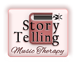 Story Telling Music Therapy Logo