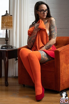 Jinkies! - Velma Cosplay