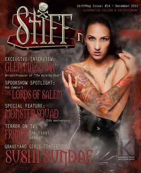 COVER: Stiff Magazine - Issue 14