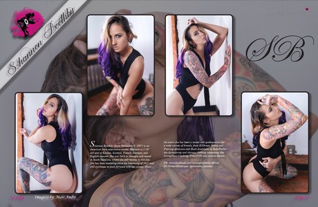 Tattooed Time Bomb Magazine