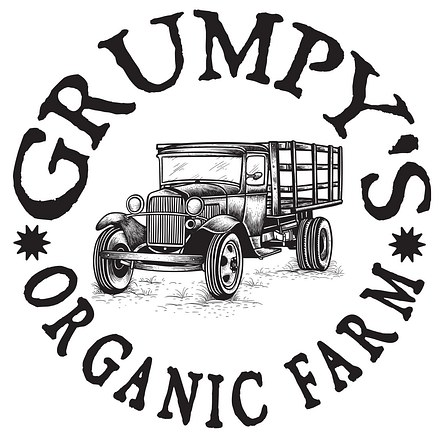 Grumpys Organic Farm Logo
