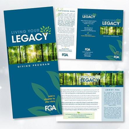 FGA Living/ Your Legacy Brochure