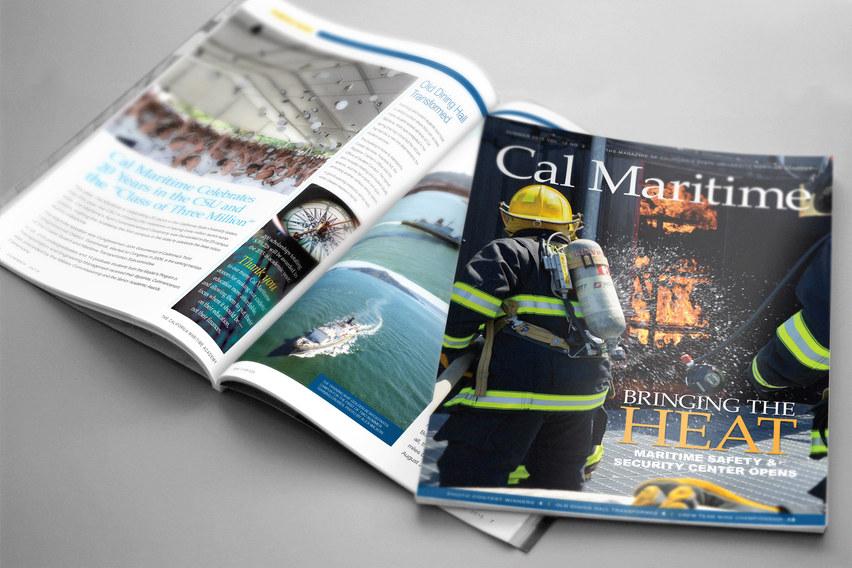 Cal Maritime Magazine