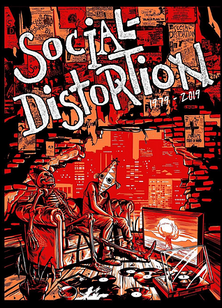 SOCIAL DISTORTION - Mommy's Grown Up Monster