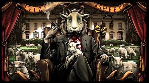 VIZA's SHEEP