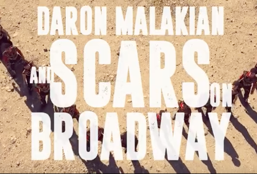 SCARS on BROADWAY logo