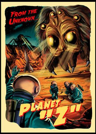 """Planet """"Z"""""""