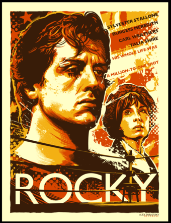 ROCKY (orange/brown)