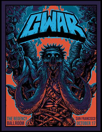 GWAR(Regency)