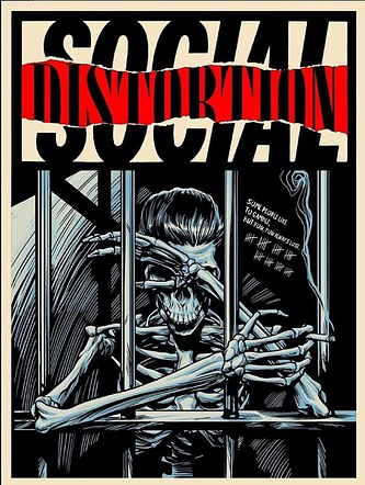 SOCIAL DISTORTION(Jail)