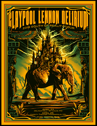 CLAYPOOL LENNON DELIRIUM-SOLD OUT!