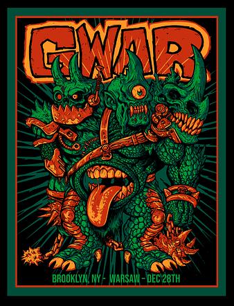 GWAR(Brooklyn)