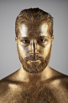 Silver to Gold - Beard #8