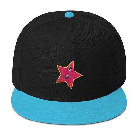 ZF Snapback Hat