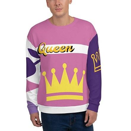 Queen Line - Sweatshirt