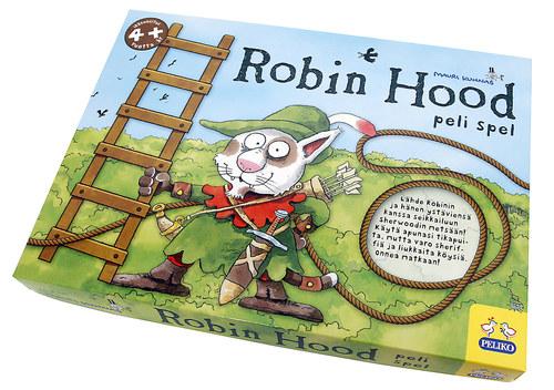 Mauri Kunnas Robin Hood Game