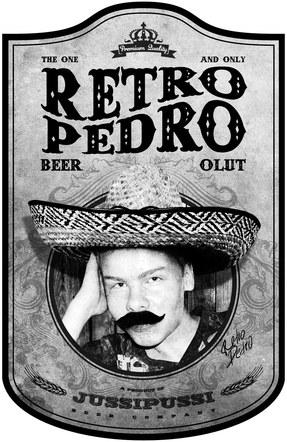 Retro Pedro