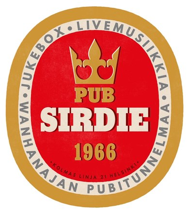 Pub Sirdie