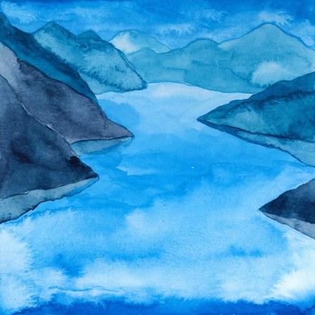 Zen Mountains 1