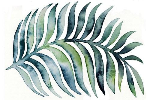 Green Leaf 1 Landscape