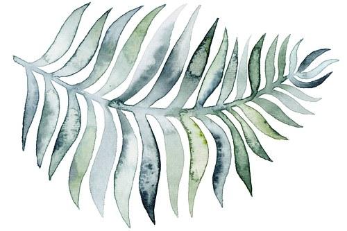 Green Leaf 2 Landscape