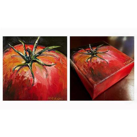 Not a Cherry Tomato