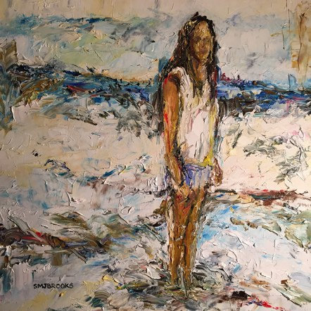 Mallory G. shallow waters Indians Rocks Beach