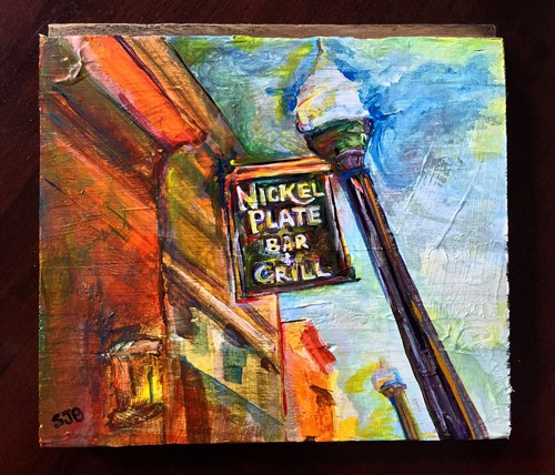 The Nickel Plate District