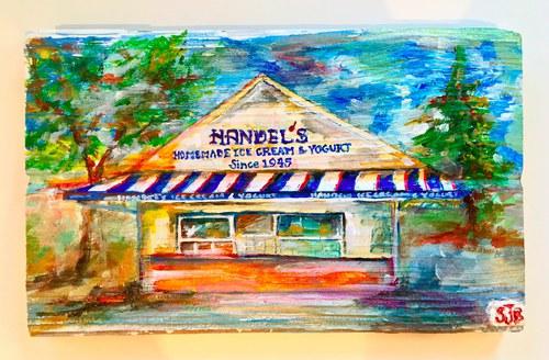 Handel's Ohio