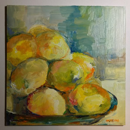 Lots of Lemons Lately