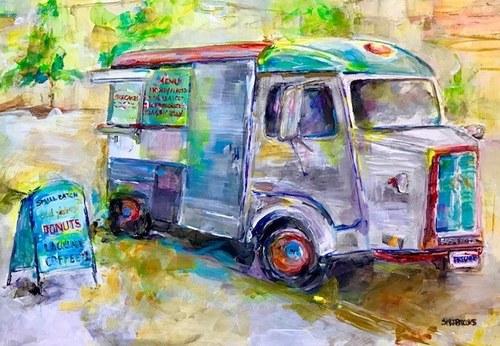 Firecakes Food Truck