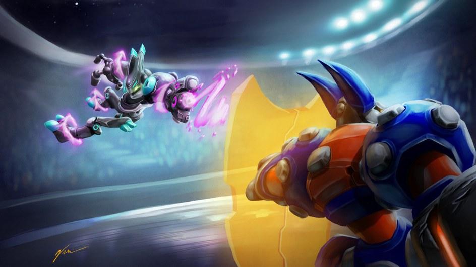 Robot Arena Fight