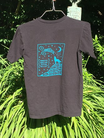 Kohoutek T-shirt Design Back