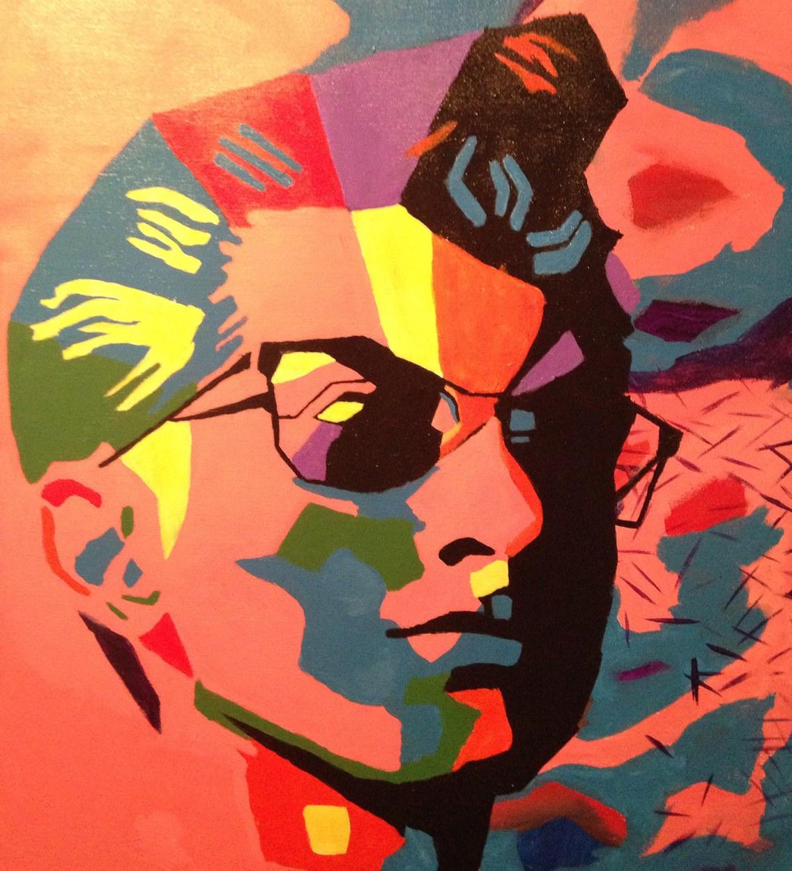 Alex Turner Painting