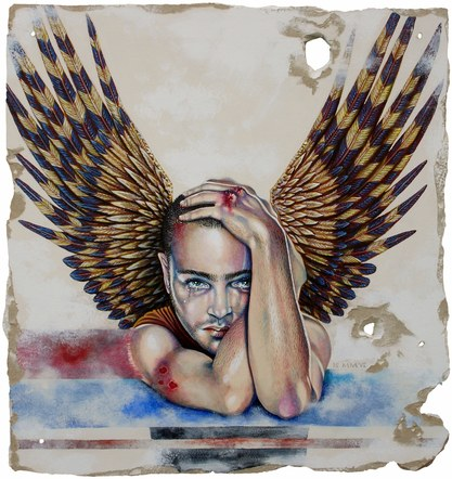 Battered Angel 2