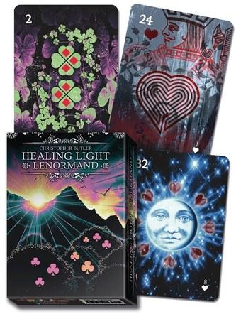 Healing Light Lenormand. Lo Scarabeo. 2019.