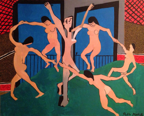 The Dancers, by Pablo Matisse
