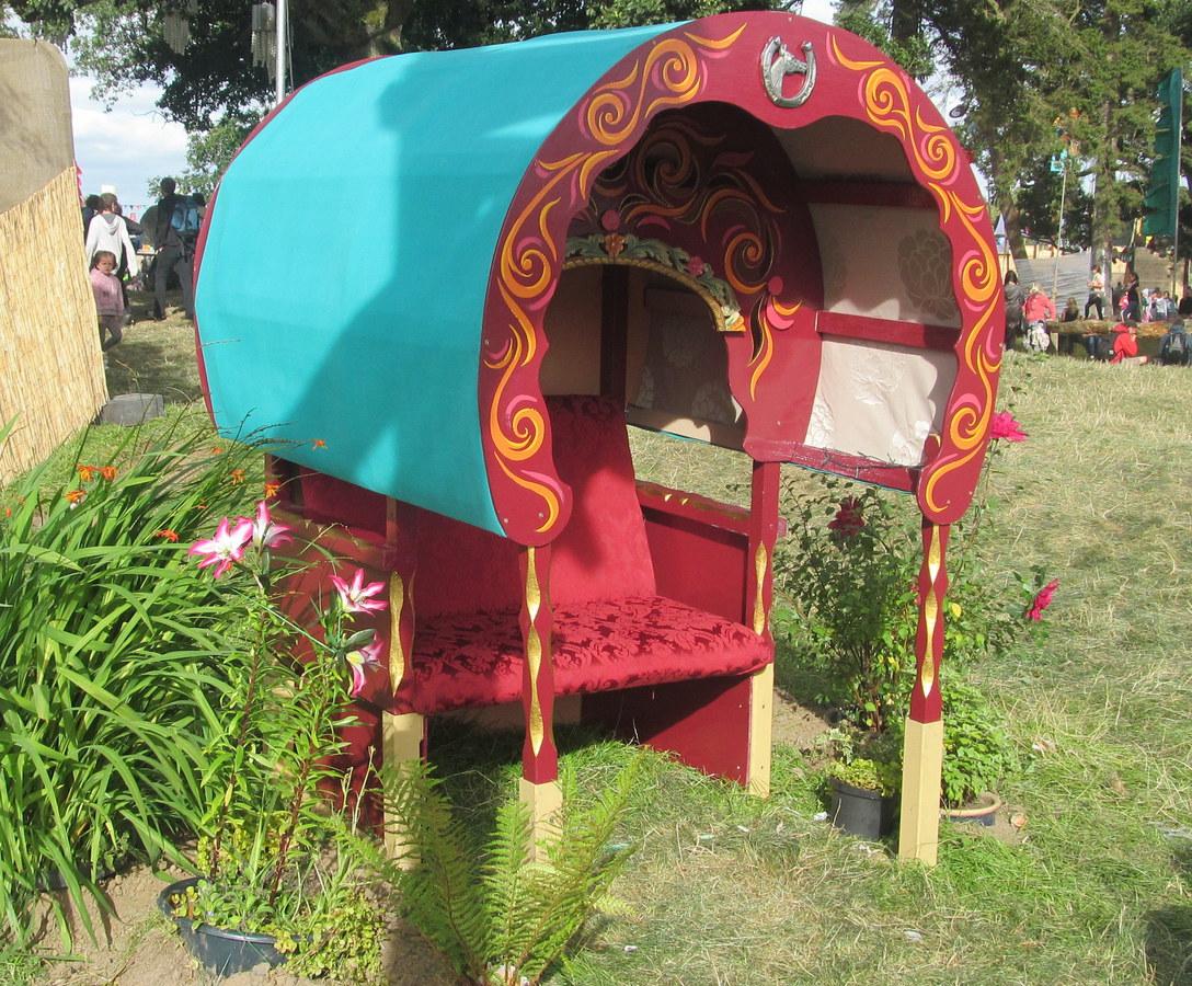 Wagon Seat