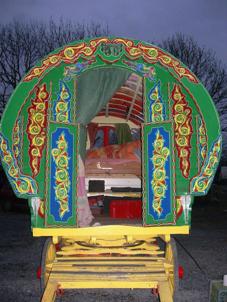 Tim's wagon