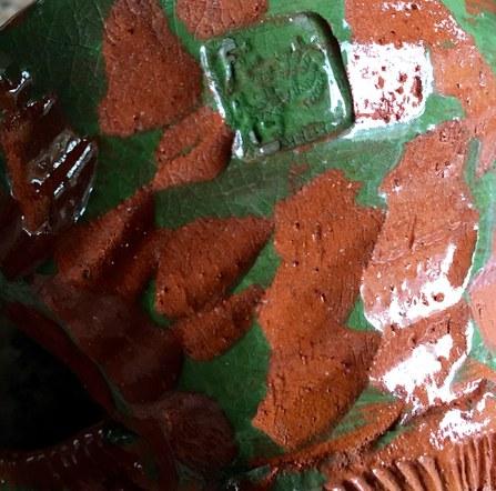 Red Clay Mason Stain Mugs