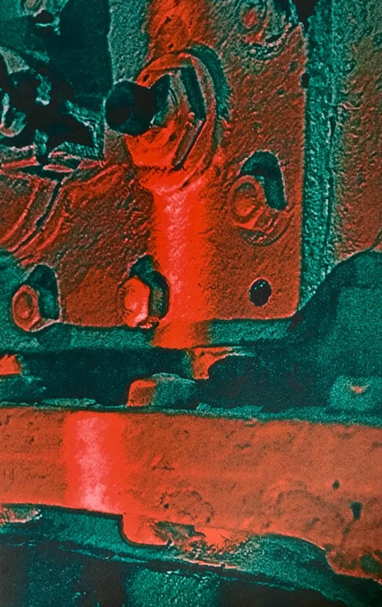 Engine Room Series #D