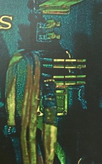 Engine Room Series       #F